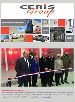 Newsletter CERIS Group - mai 2019